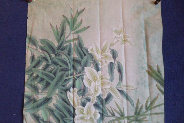 Malerei auf Seidenpapier aus China - Asiatica Foth