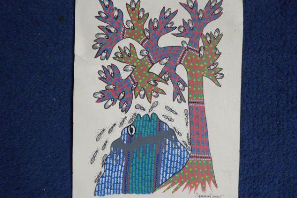 Stammesmalerei - Asiatica Foth