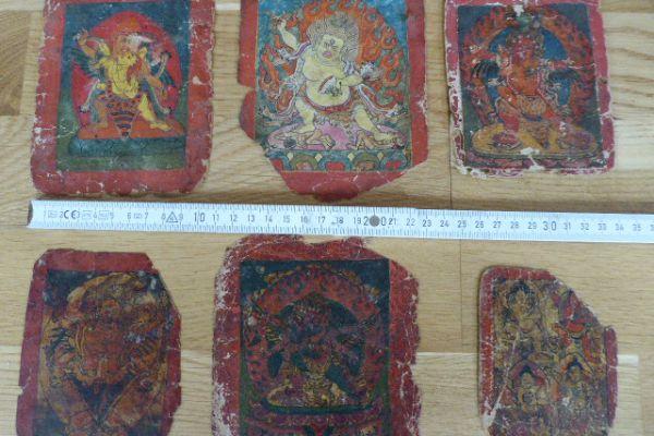100 Thanka Tibet - Foth Freiburg