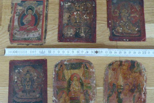 80 Thanka Tibet - Foth Freiburg