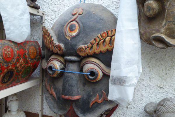 Maske - Tibet